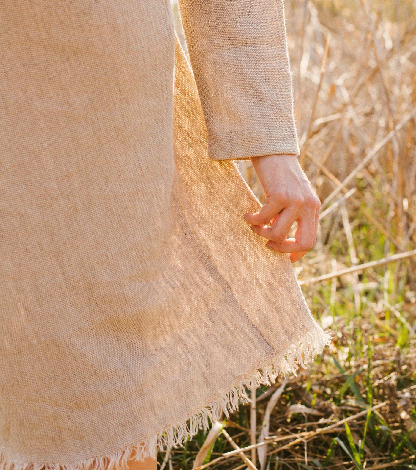 Rochie femei design minimalist comod sustenabil confortabila bumbac