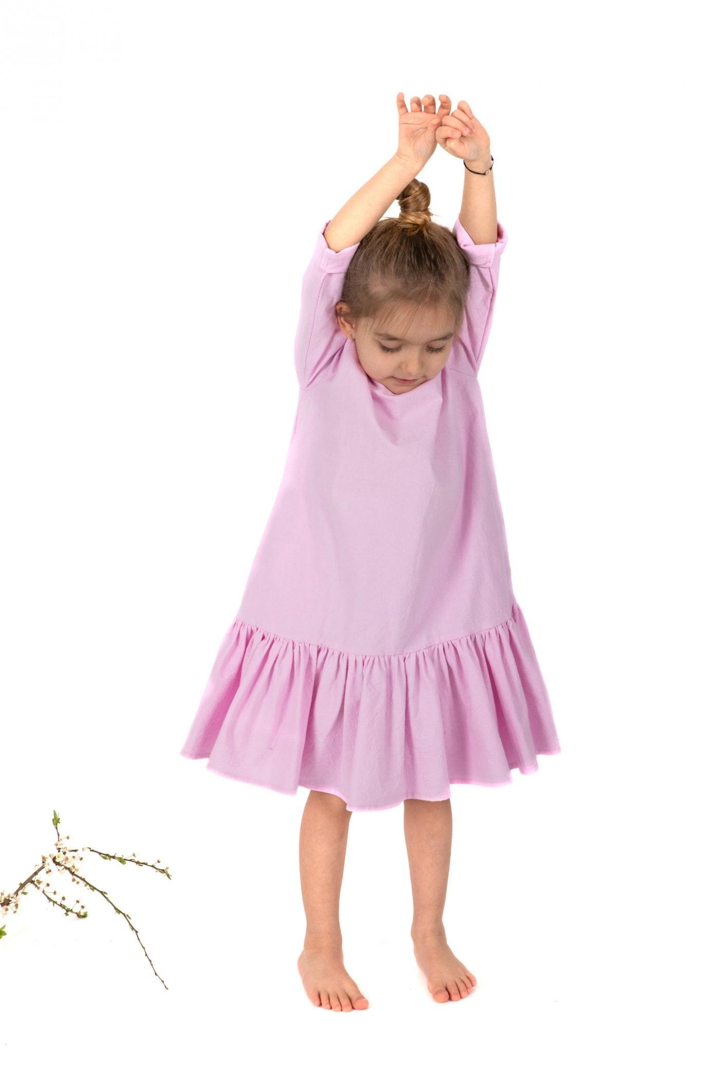 rochita lali roz gri inchis verde pal roz pal caramiziu corai bumbac